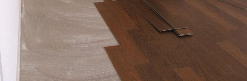 PVC vloer met vloerverwarming